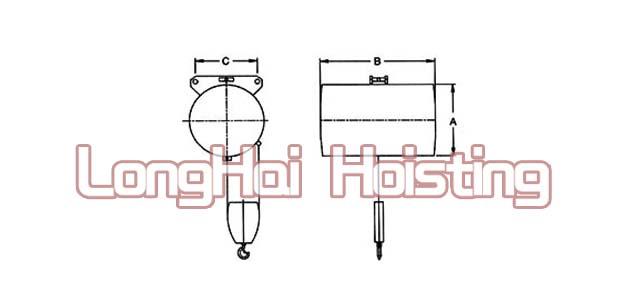 产品中心:双绳气动平衡器—『龙海专业气动工具代理