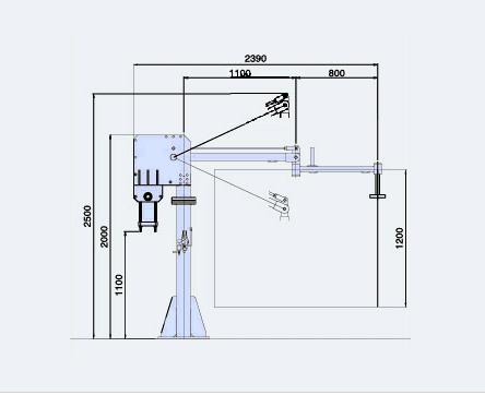机械平衡结构原理
